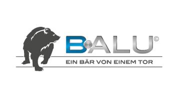 Logo unseres Partners Balu