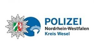 Logo der Polizei im Kreis Wesel