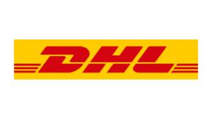 Logo von DHL